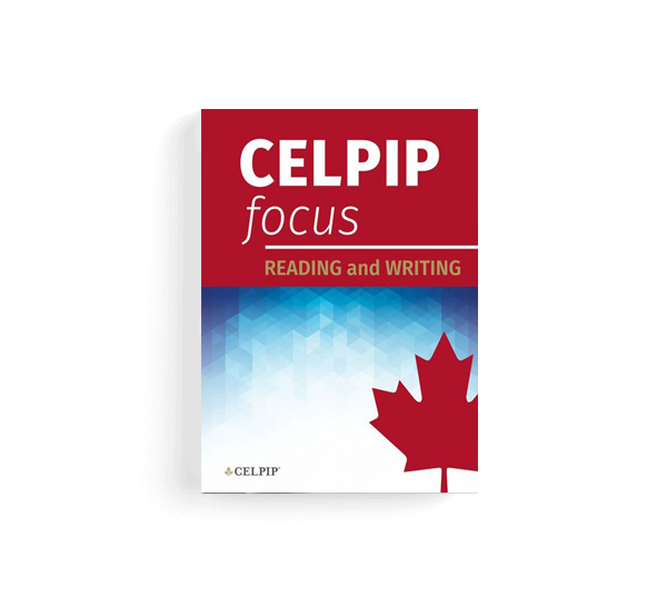 کتاب CELPIP Focus Reading and Writing