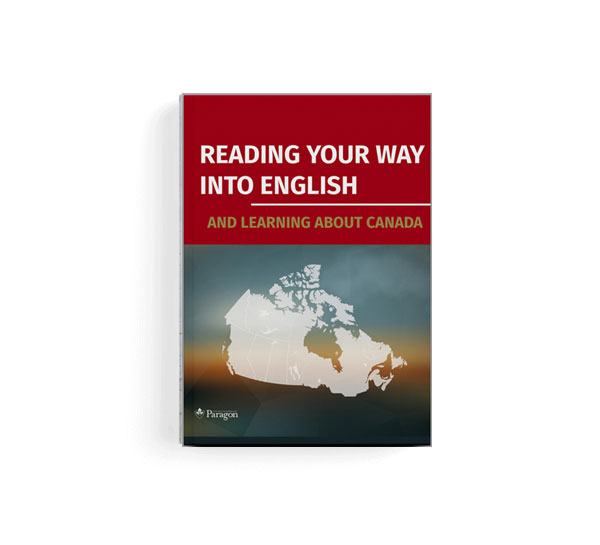 کتاب Reading your way into English