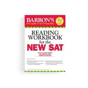 کتاب Reading Workbook for the NEW SAT